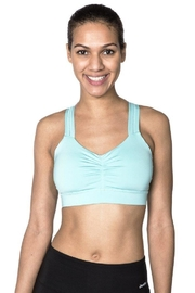 handful. Racer Sports Bra - Product Mini Image