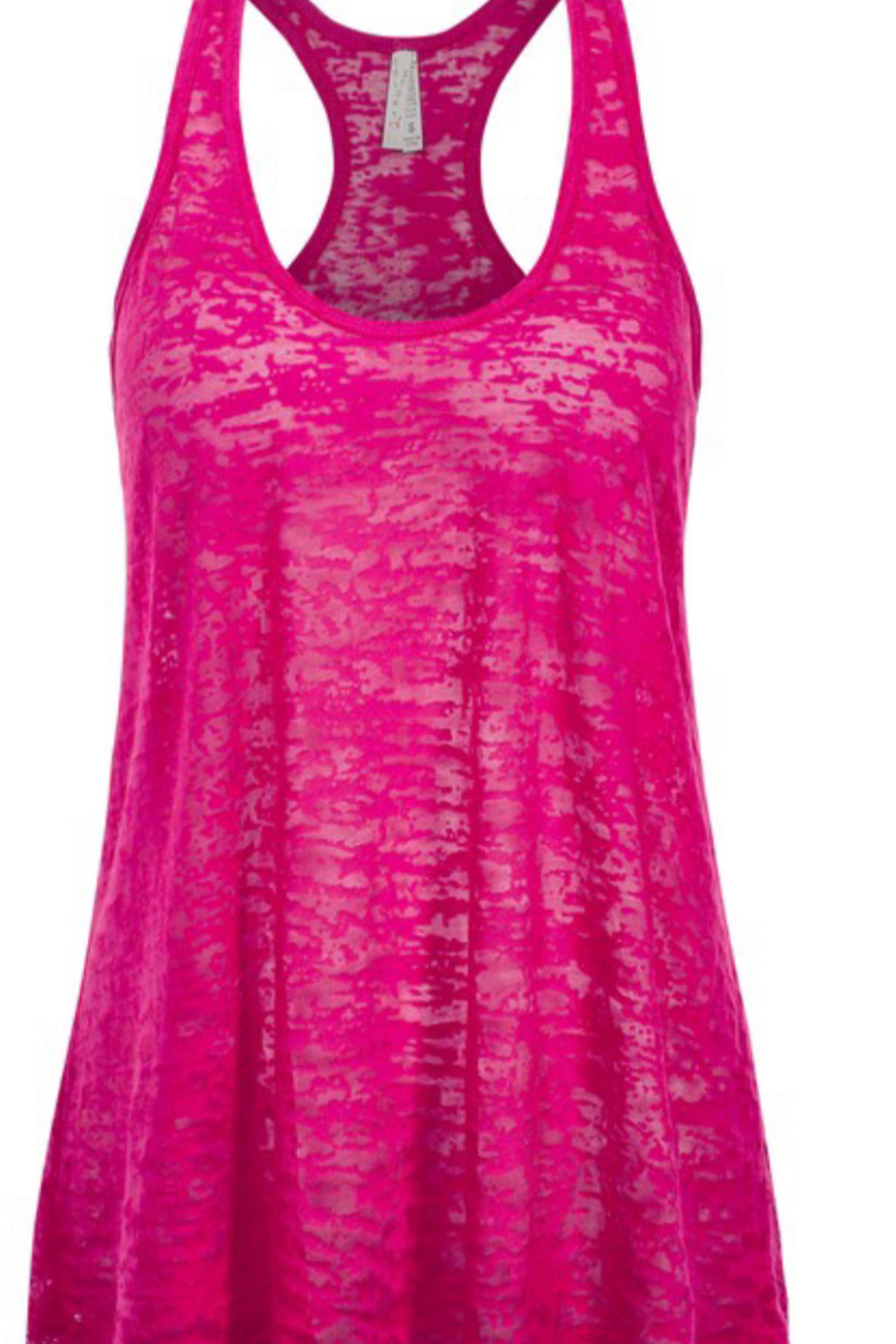 Color story  Racer Tank - Front Cropped Image