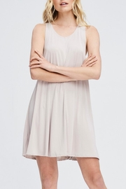 Wasabi + Mint Racerback Swing Dress - Product Mini Image