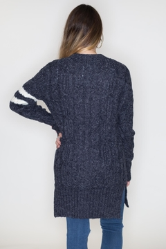 Racheal Cable Knit Cardigan - Alternate List Image