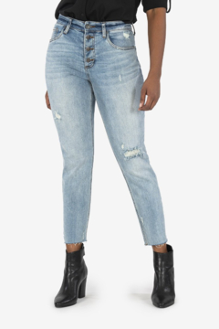 Kut from the Kloth RACHEL H/R MOM JEAN - Product List Image