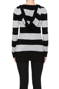 Shoptiques Product: Striped Pocket Sweater