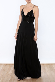 Rachel Zoe Sequin Top Gown - Product Mini Image