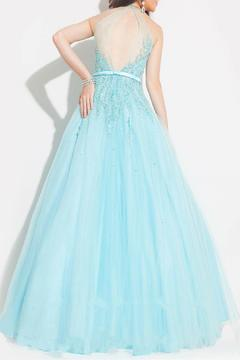 Rachel Allan Tulle A-Line Ball Gown - Alternate List Image
