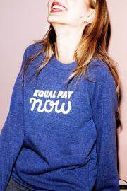 Rachel Antonoff Equal Pay Sweater - Product Mini Image