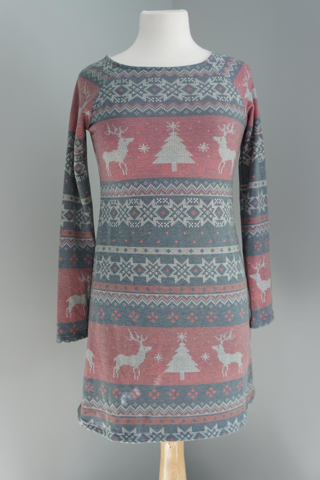 Rachel Kate Casual Holiday Dress - Main Image