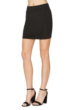 Shoptiques Product: Black Mini Skirt