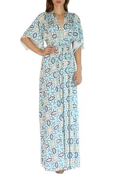 Shoptiques Product: Long Kaftan Dress