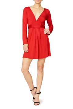 Shoptiques Product: Red  Gracie Dress