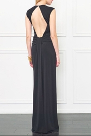 Rachel Zoe Amara Open Back Gown - Front full body
