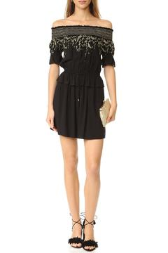 Shoptiques Product: Bethany Embroidered Dress