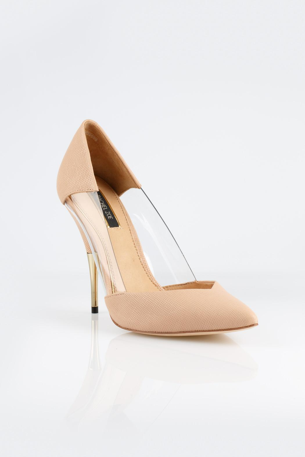 Rachel Zoe Clover Texture Pumps - Side Cropped Image