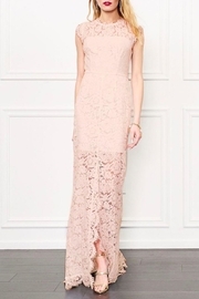 Rachel Zoe Estelle Lace Gown - Product Mini Image