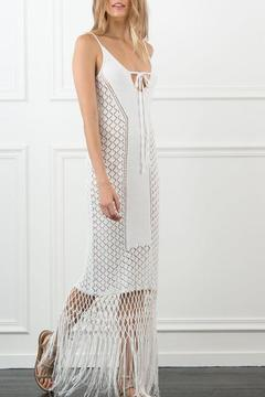 Shoptiques Product: Jess Fringed Dress