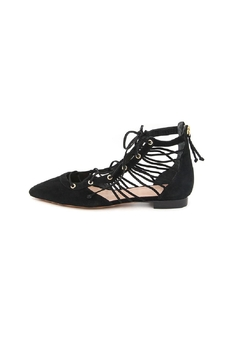 Shoptiques Product: Renae Lace Up Flats