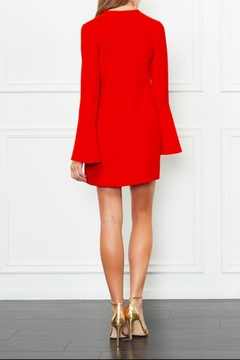 Rachel Zoe Ruffle Mini Dress - Alternate List Image