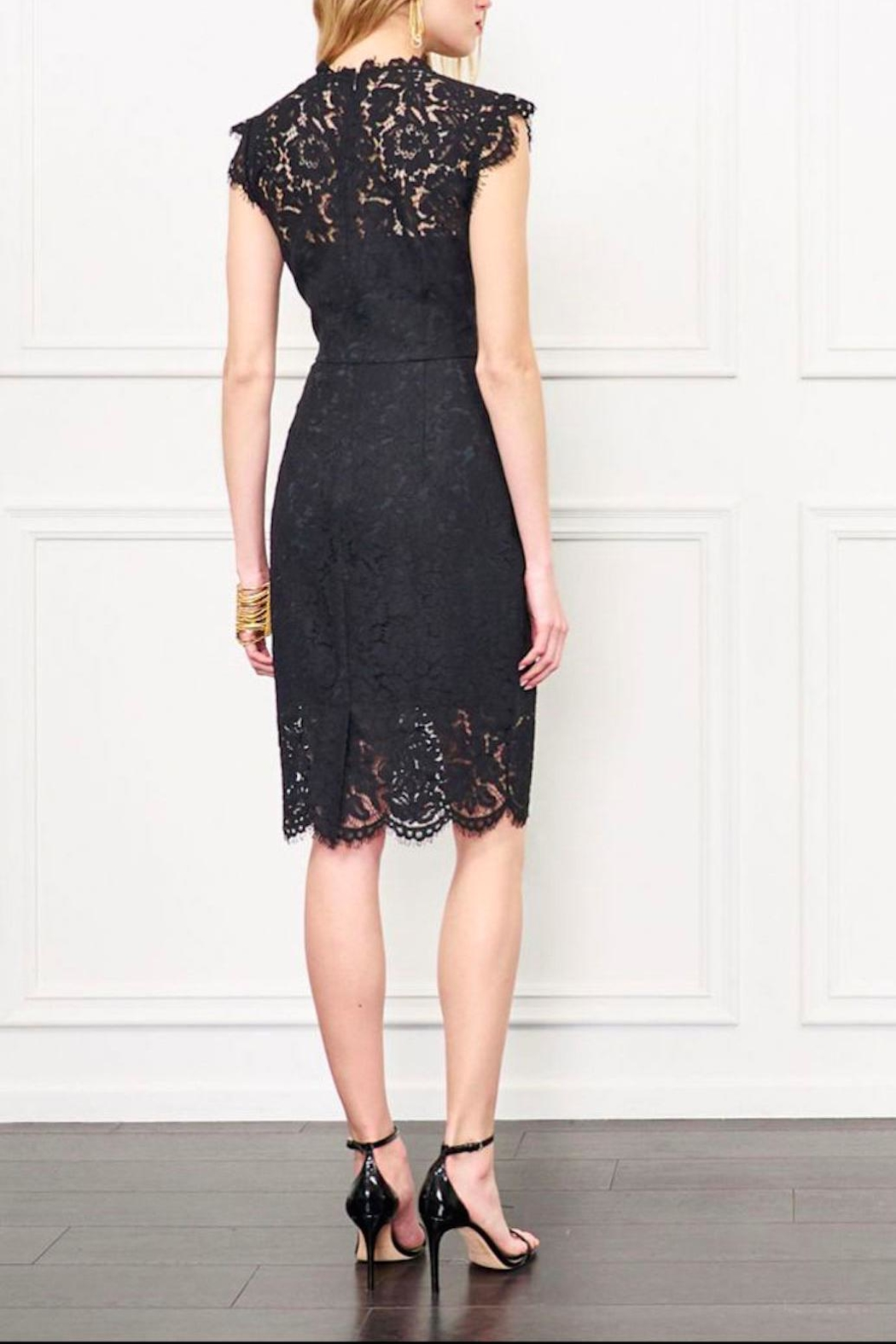 Rachel Zoe Suzette Lace Dress - Front Full Image