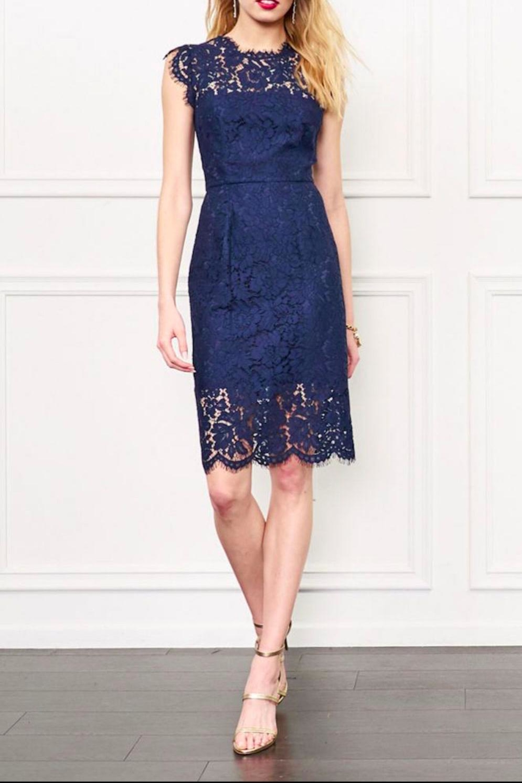 Rachel Zoe Suzette Lace Dress - Main Image