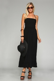 Racine Backless Maxi Dress - Side cropped