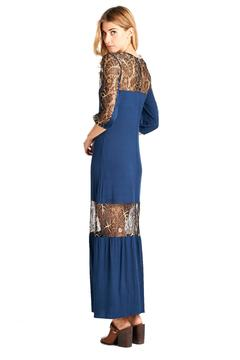 Shoptiques Product: Bae Maxi Dress