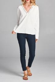 Racine Basic Top - Front cropped