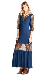 Racine Bijoux Lace Dress - Front full body