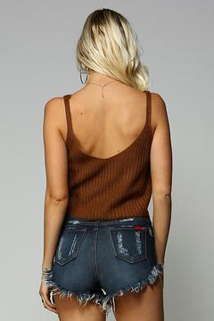 Racine Crop Knit Top - Alternate List Image