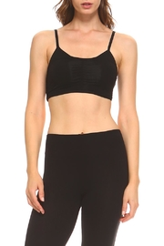 Racine Essential Seamless Bralette - Front full body