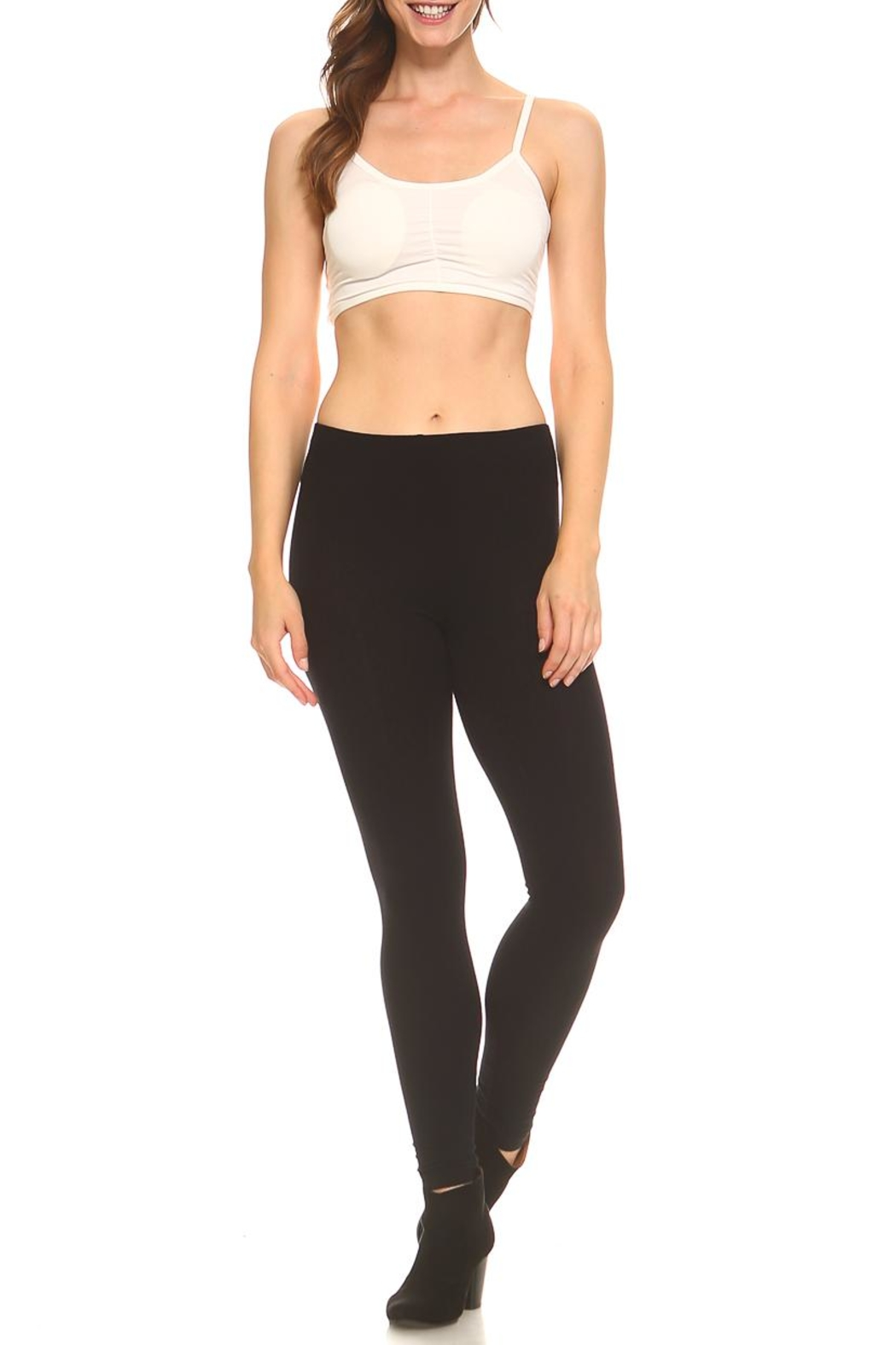 Racine Essential Seamless Bralette - Side Cropped Image
