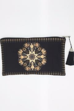 Shoptiques Product: Floral Border Clutch