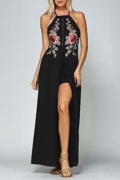 Racine Floral Embroidered Dress - Product List Image