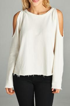 Shoptiques Product: French Terry Top
