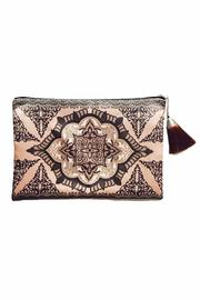 Racine Henna Clutch - Product Mini Image
