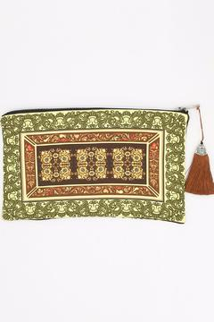 Shoptiques Product: Indie Print Clutch
