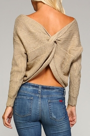 Racine Knot Sweater - Product Mini Image
