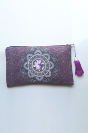 Racine Print Clutch - Product Mini Image