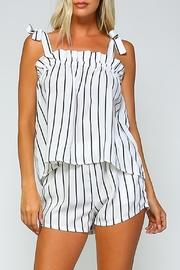 Racine Stripe Two Piece Set - Product Mini Image