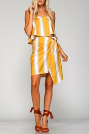 Racine Two Piece Stripe Set - Front cropped