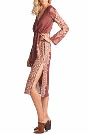 Racine Vienna Taupe Dress - Product Mini Image