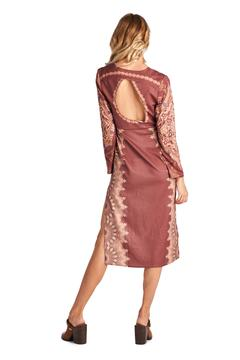 Racine Vienna Taupe Dress - Alternate List Image