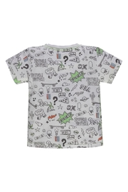 Kanz Rad Doodles Tee - Front full body