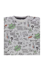 Kanz Rad Doodles Tee - Side cropped