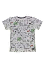 Kanz Rad Doodles Tee - Front cropped