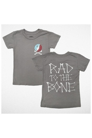 Tiny Whales Rad S/s Tee - Front full body