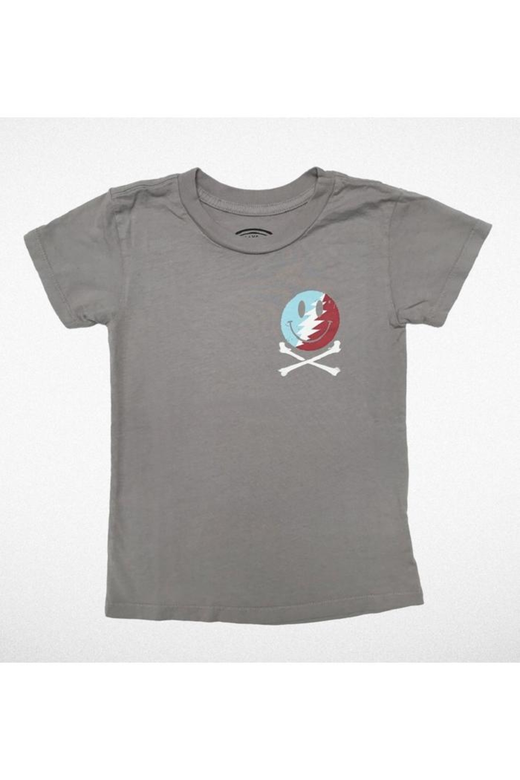 TINY WHALES Rad S/s Tee - Front Cropped Image