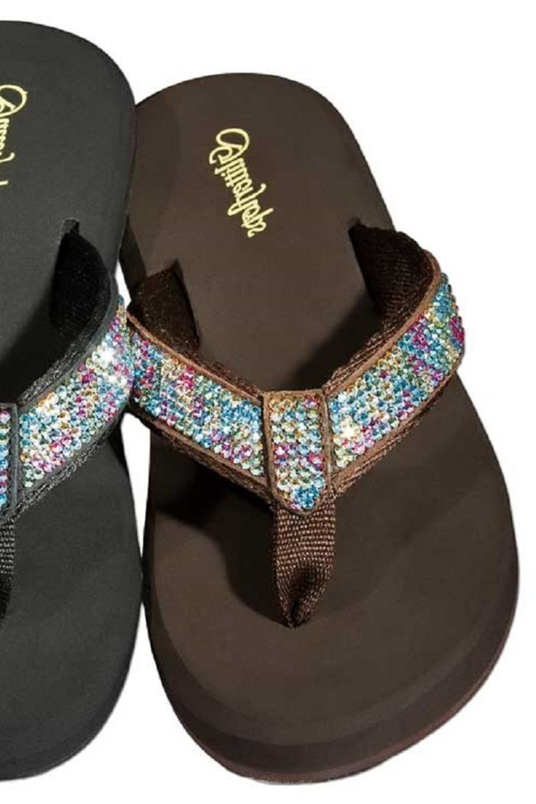 970e91b54 Glitterflops Radiance Flip Flops from Texas by Rock2Royal Boutique ...