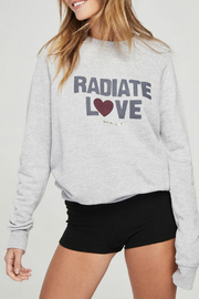 Radiate Love Crewneck Sweatshirt