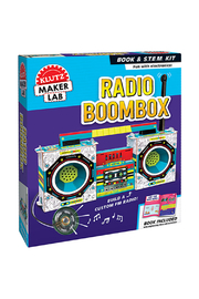 Klutz Radio Boombox - Product Mini Image