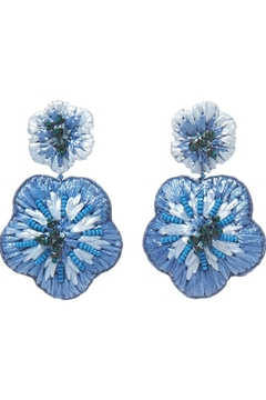 Mignonne Gavigan Rae Drop Flower Earrings - Alternate List Image