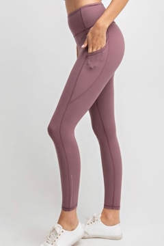 RAE MODE Comfy Yoga Leggings - Product List Image